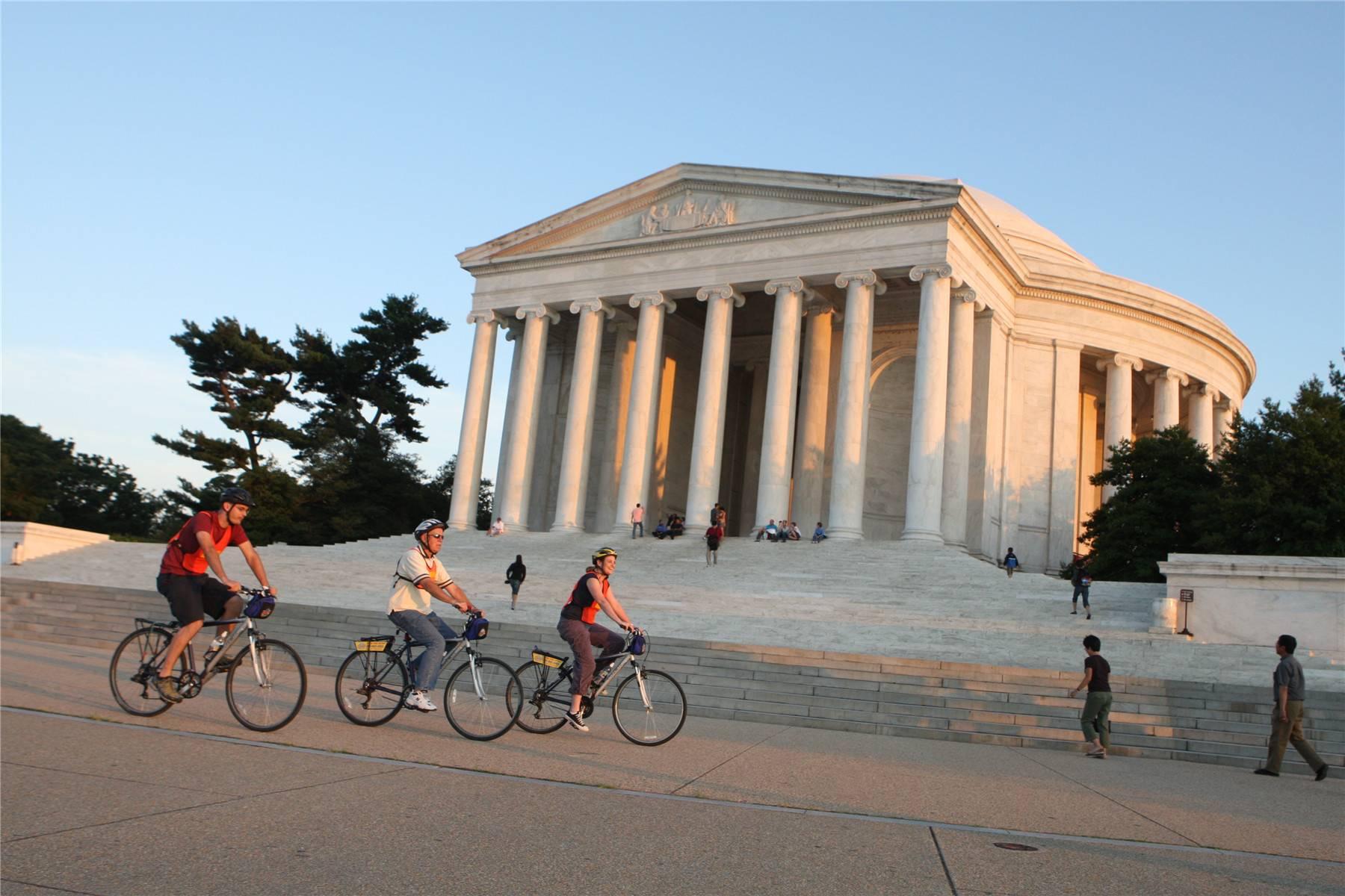 Monuments Bike Tour