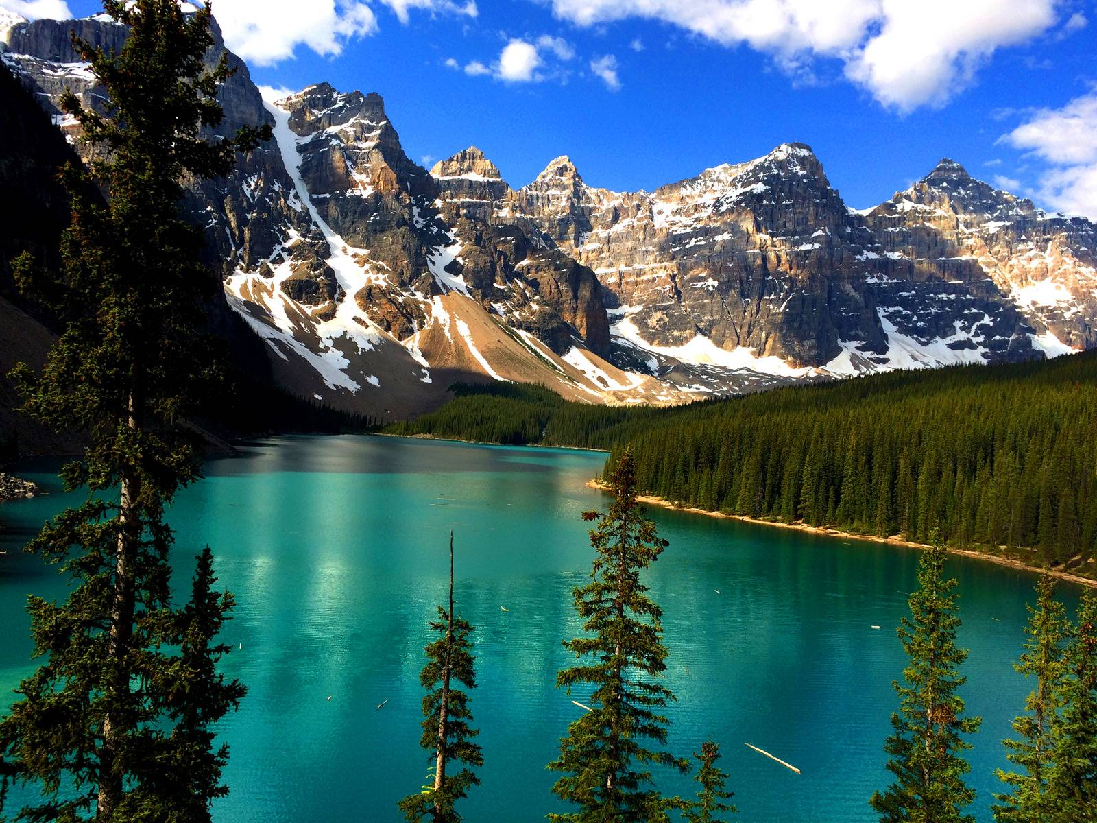 Guided Coach Tours Canadian Rockies
