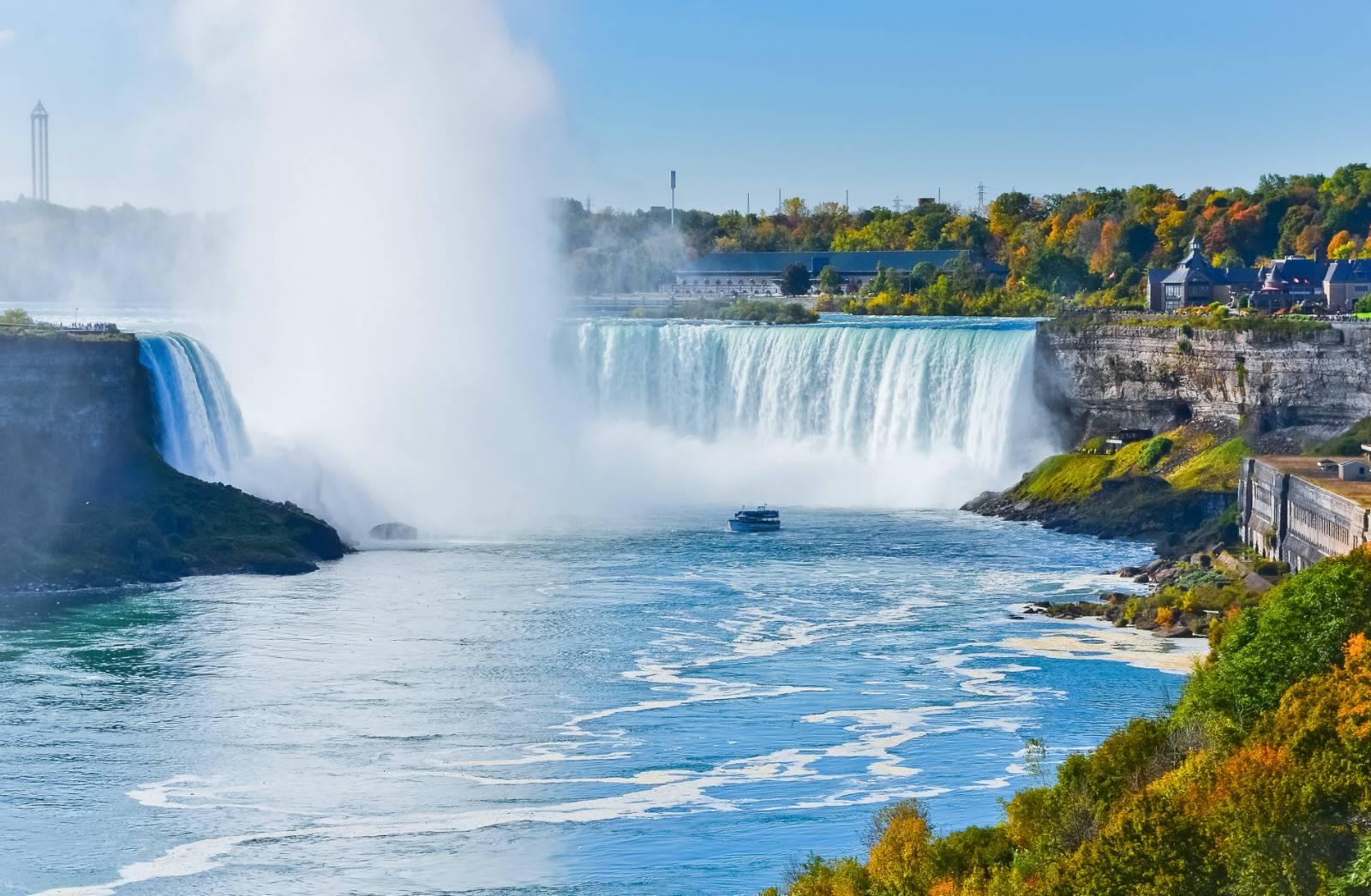 Boston To Niagara Tours