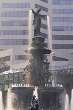 Cincinnati Entertainment District Urban Quest