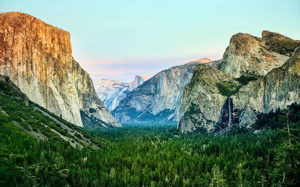6-Day Package Tour to San Francisco, Yosemite, Grand Canyon(South or West Rim) and Las Vegas(Starts in SFO)
