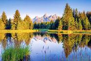 6-Day Yellowstone & Mt. Rushmore Tour Package: Grand Teton, Arches National Park, Rocky Mountains and Salt Lake City**Complimentary DEN Airport Transfers**