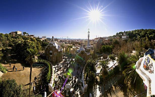 Private Half-Day Tour of Barcelona