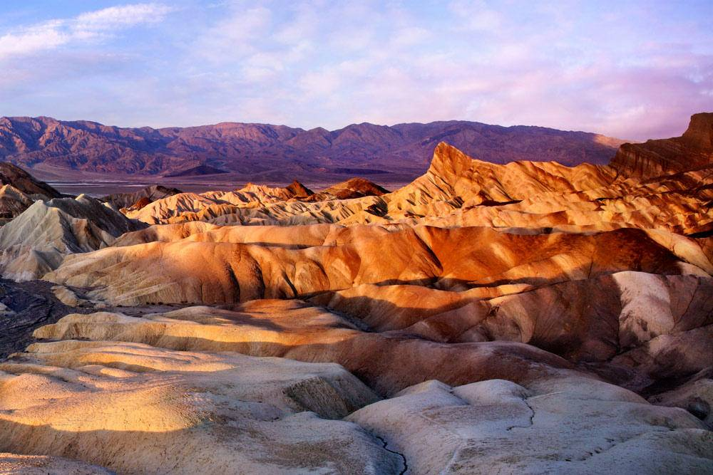 7 Day Bus Tour to Death Valley Grand