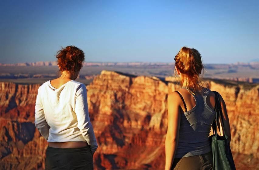 Grand Canyon South Rim Day Trip From Las Vegas
