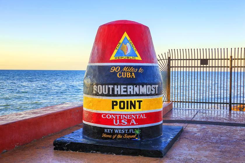 9-Day East Coast & Miami Super Value Tour:  Niagara Falls, Everglades, Key West, Fort Lauderdale