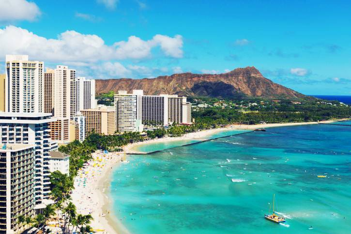 4 Day Pearl Harbor Honolulu City Little Circle Island Tour Package With Airport Transfers