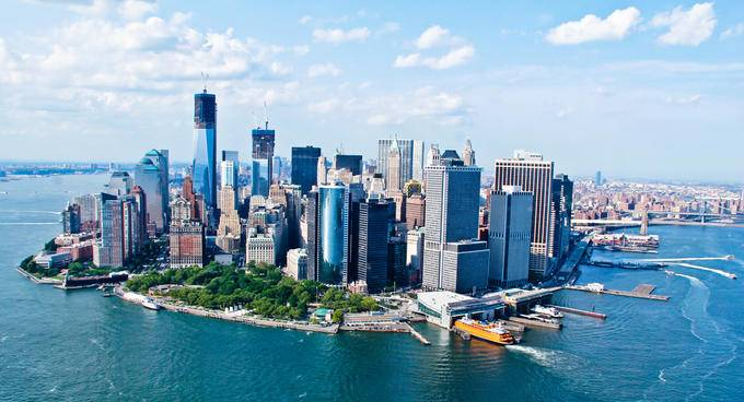 5-Day NYC, DC, Niagara Falls & Philadelphia In-Depth Tour from New York