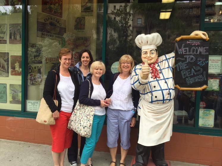 Old Pasadena Food Tasting Walking Tour