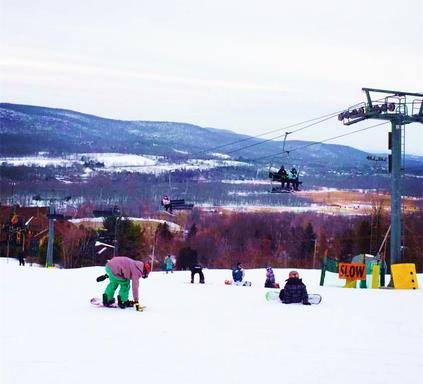 Mountain Creek Skiing Trip From New York