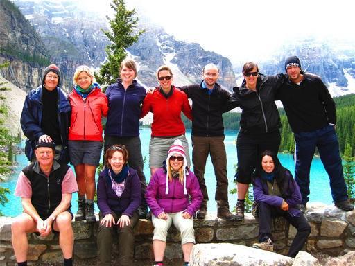 12-Day Canadian Rockies Camping Tour: Wells Gray, Jasper, Lake Louise, Banff and Yoho National Park