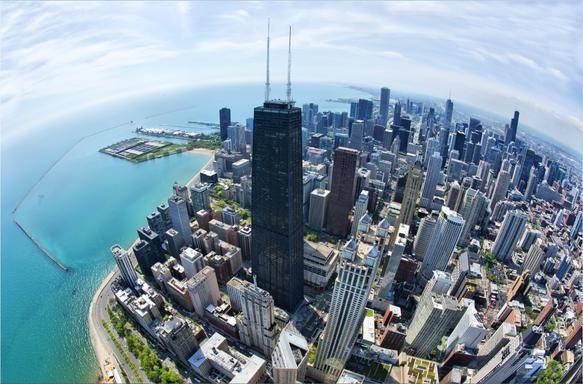 360 Chicago Observation Deck Admission