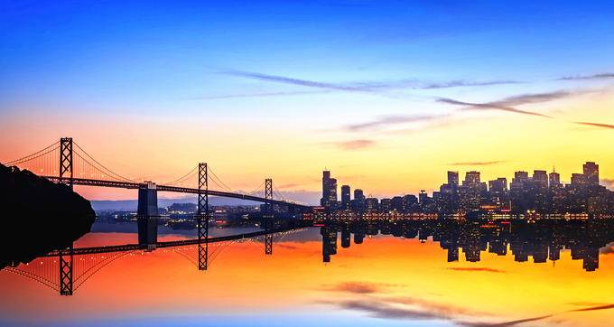 4-Day Los Angeles, San Francisco, Yosemite Tour with LAX Airport Transfer