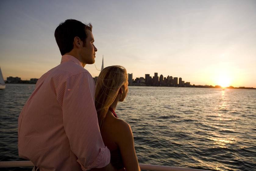 Historic Boston Sightseeing Cruise