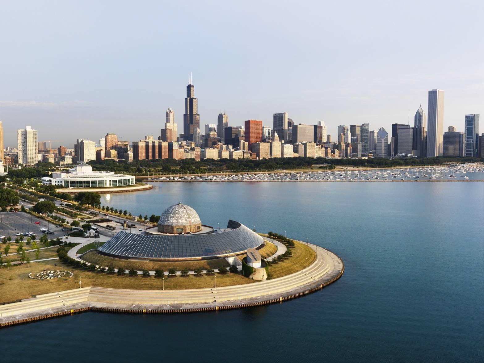 Adler Planetarium Urban Quest In Chicago Illinois Tours4fun