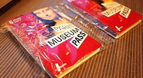 Paris 2-Day Museum Pass