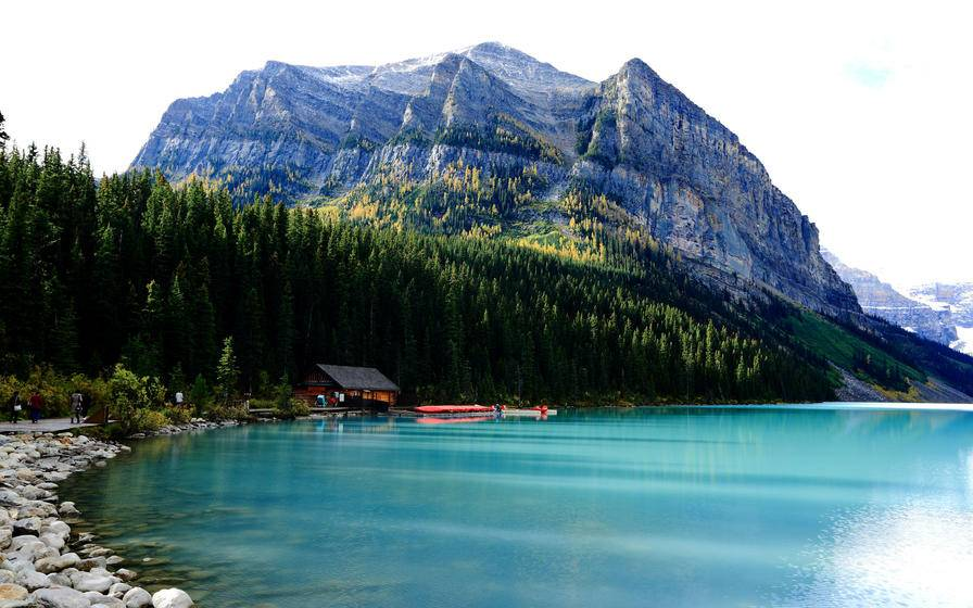 8-Day Vancouver, Glacier View, Coach and VIA Rail-Cabin Canadian Rockies Summer Tour Package