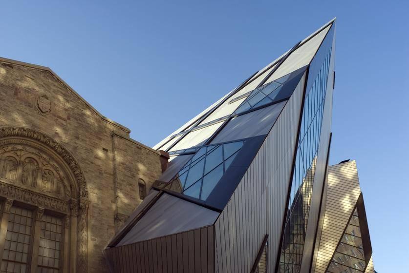 Toronto Royal Ontario Museum Urban Quest