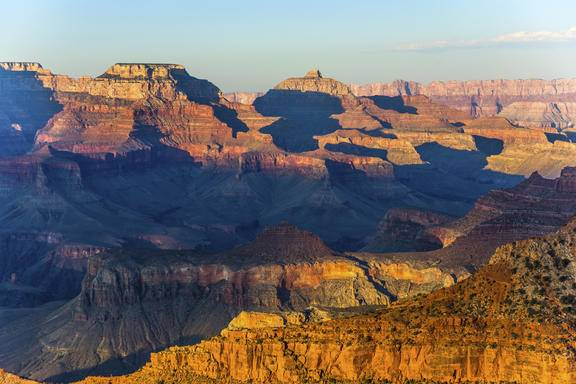Grand Canyon, EI Dorado Ranch & Western Town Helicopter Tour