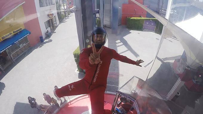 Hollywood Indoor Skydiving Package