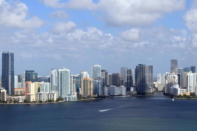 30-Min Miami Helicopter Tour
