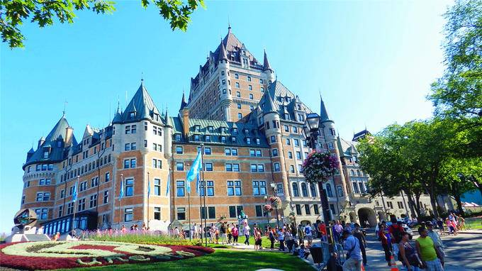 5-Day Canada Tour: Ottawa, Montreal, Quebec, Thousand Islands and Niagara Falls from Toronto- Superior Hotel in Quebec