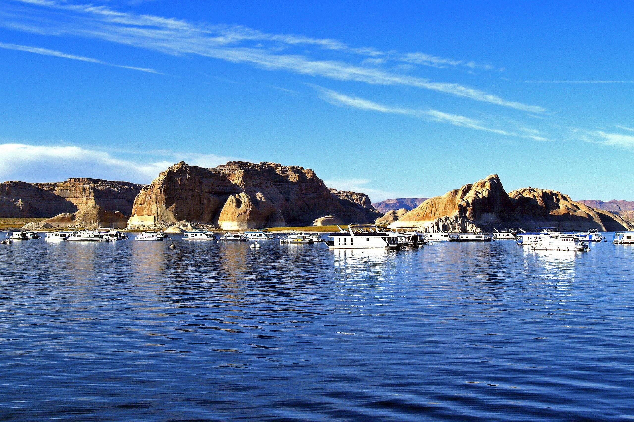 4 Day Antelope Canyon Grand Canyon And Lake Powell Tour