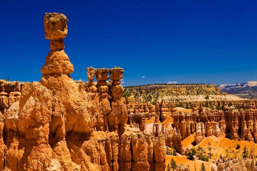 10-Day Yellowstone and San Francisco Bus Tour: Bryce Canyon, Grand Canyon West Rim, Grand Teton and Salt Lake City