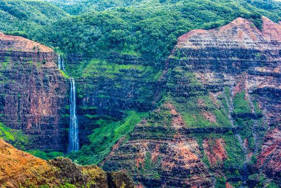 Exciting Kauai Tour to Waimea Canyon and Wailua River