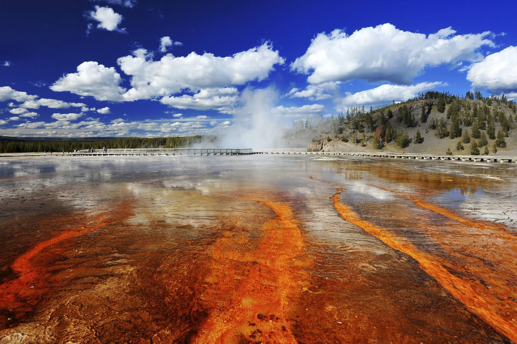 Yellowstone And Lake Powell Bus Tour Bryce Canyon Grand Teton And Salt Lake City With 5 Days