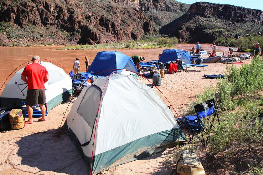 4-Day Grand Canyon Camping Tour W/ Lake Havasu