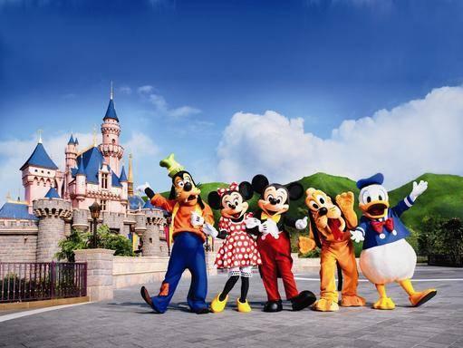 1-Day Disneyland Ticket for Disneyland or Disney California Adventure Park