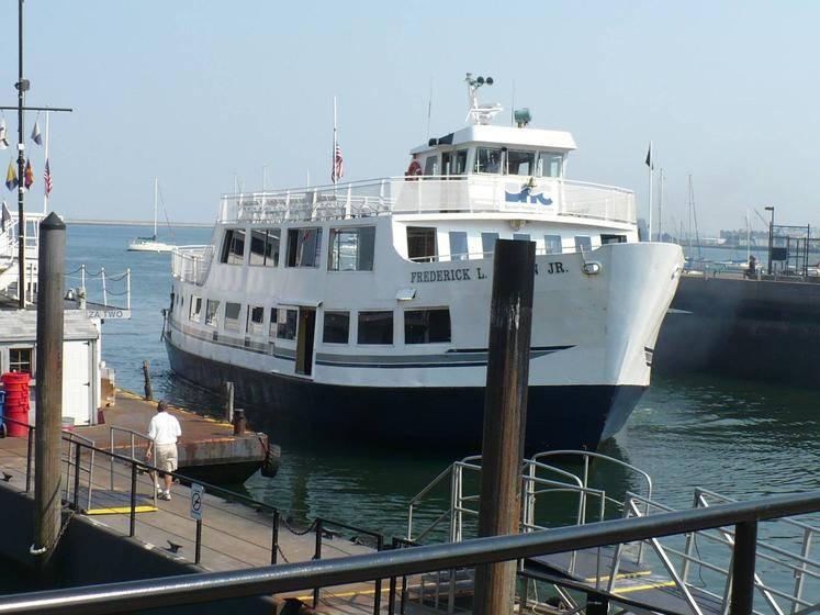 Boston Harbor Dinner Dance Cruise