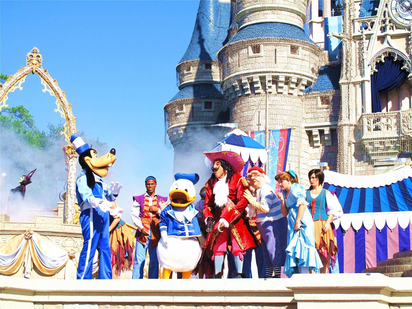 1 Day Disneyland Tour Or Adventure Park Tours4fun