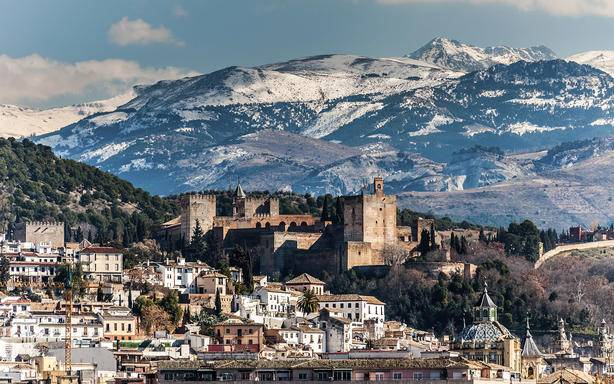 4-Day Tour of Andalucia and Toledo from Madrid