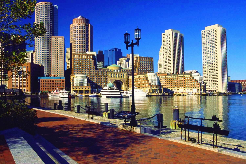 Europe Tour From Boston Usa