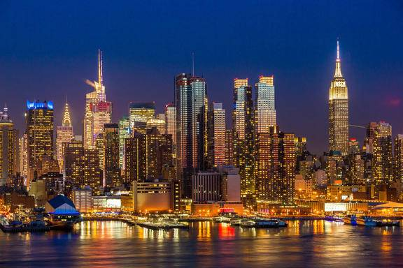 7-Day Stylish East Coast Tour From NYC: Philadelphia, Washington, D.C., Niagara Falls & Boston