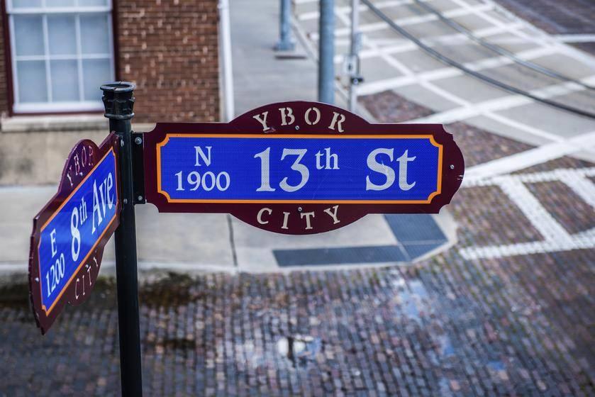 Tampa Ybor City Urban Quest