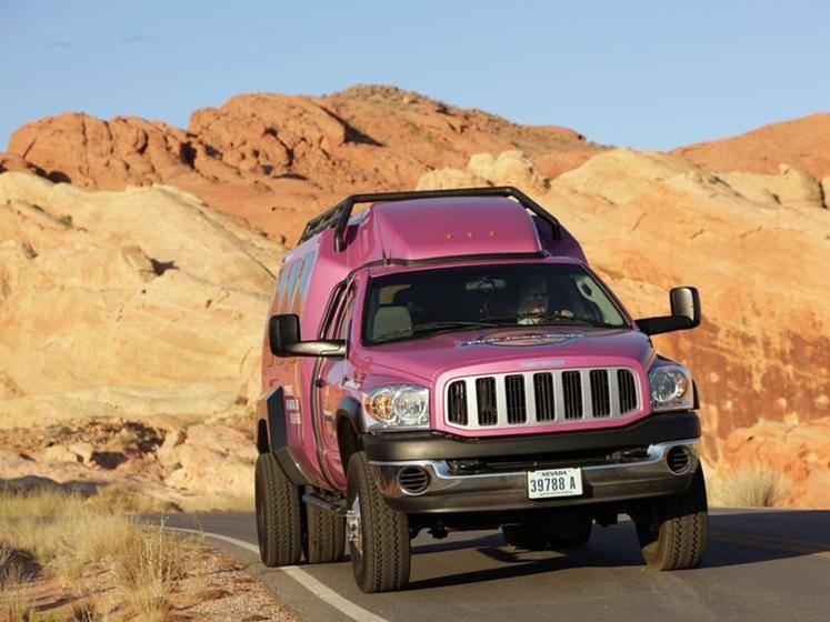 Death Valley National Park Jeep Tour