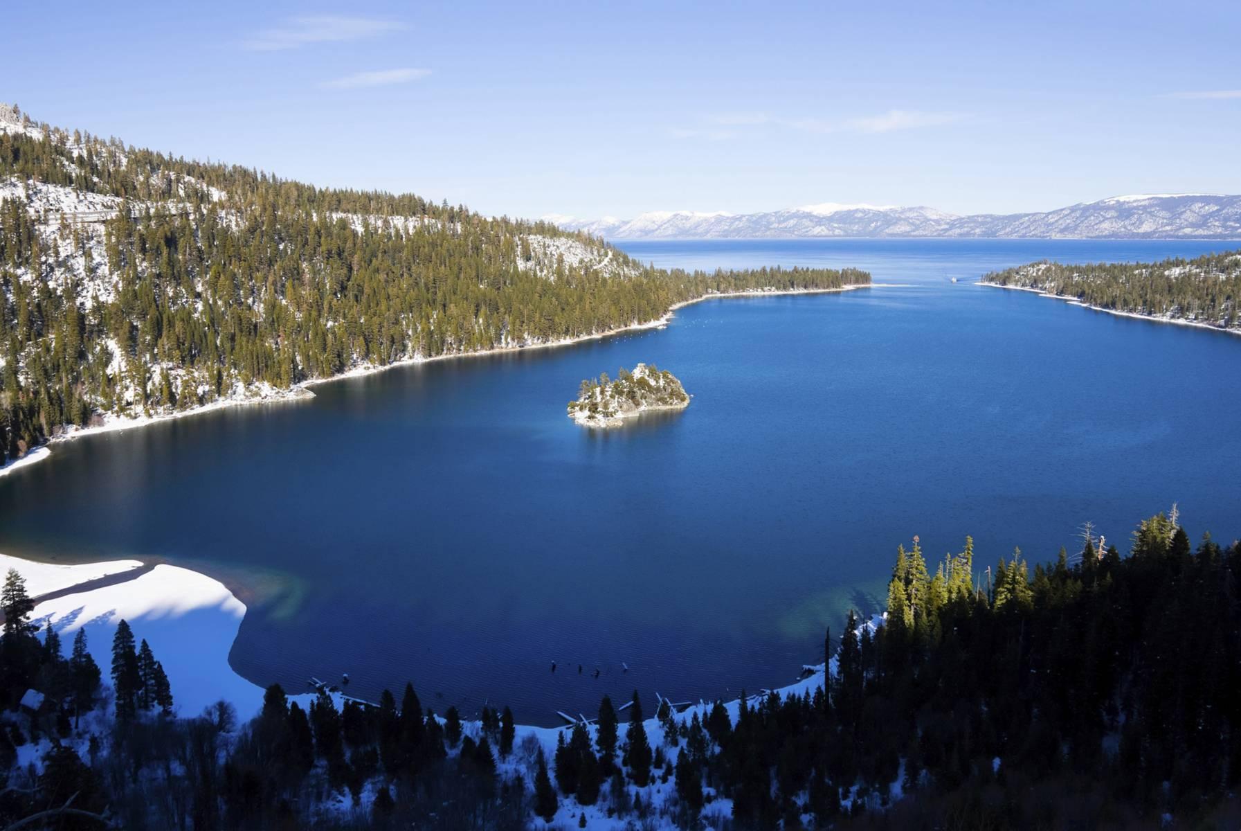 4 Day 17 Mile Drive San Francisco Lake Tahoe Sacramento