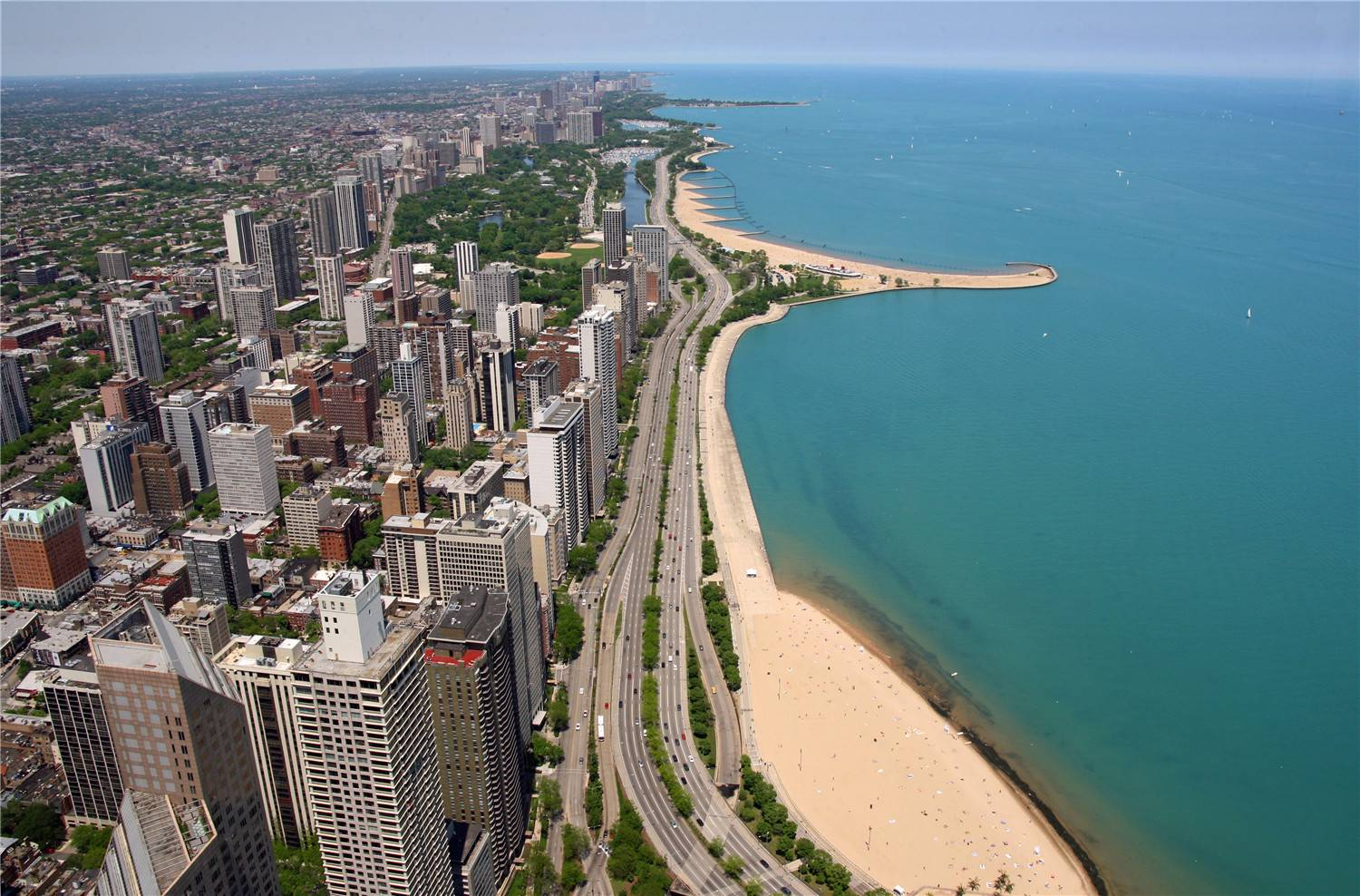 Chicago Map Location%0A  Day Great Lakes  Detroit and Chicago Bus Tour