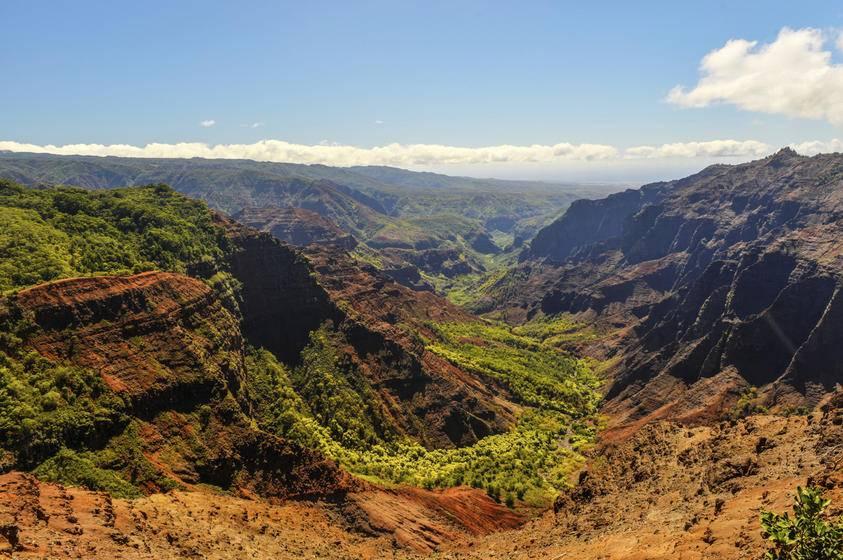 Exciting Kauai Tour to Waimea Canyon and Wailua River