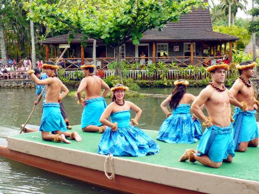 5-day Pearl Harbor, Honolulu, Little Circle Island, Polynesian Cultural Center Tour Package(Value Tour)