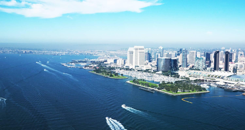 San Diego City Link Urban Quest In San Diego Tours4fun