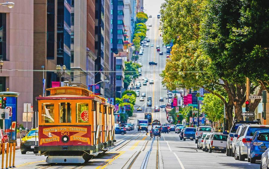 4-Day San Francisco, Monterey, Stanford University and Silicon Valley Tour