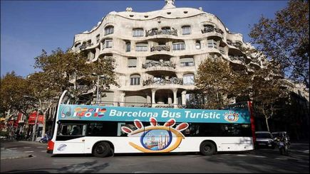 Barcelona Hop-on Hop-off Sightseeing Tour