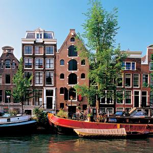 Amsterdam, Paris & London