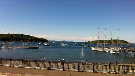 fiji day trips:3-Day Acadia National Park, Maine Coast, Head Light House Tour from New York