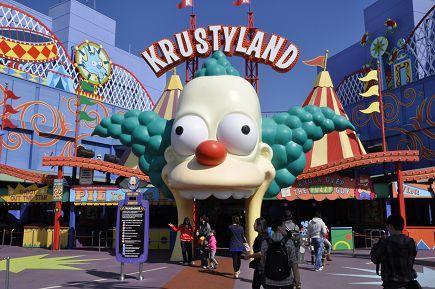 6-Day Las Vegas, Grand Canyon, Disneyland/San Diego, Universal Studios Tour B