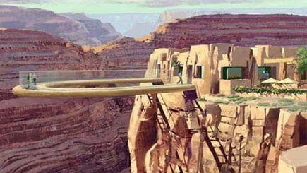 4-Day Las Vegas, Grand Canyon Tour from Los Angeles (With Airport Transfers)